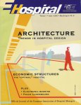magazine cover for Architecture - Economic structures (1/2005)