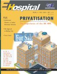 magazine cover for Privatisation (2/2006)