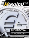magazine cover for Privatisation (4/2008)