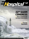 magazine cover for 22nd EAHM Congress (5/2008)