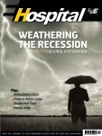 magazine cover for Weathering The Recession (4/2009)