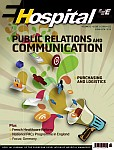 magazine cover for Public Relations and Communication (1/2010)