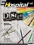 magazine cover for Design - Hospital downsizing (3/2010)