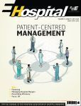 magazine cover for Patient-Centred Management (3/2011)