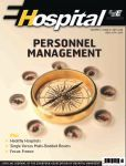 magazine cover for Personnel Management (4/2011)