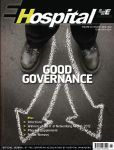 magazine cover for Good Governance - Infections (1/2012)