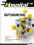 magazine cover for Outsourcing - Social Media (2/2012)