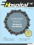 magazine cover for Community Health: The Role Of The Hospital - Intelligent Hospitals (1/2013)