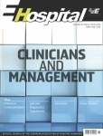 magazine cover for Clinicians And Management - Effective Communication (2/2013)