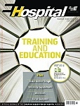 magazine cover for Training and Education (3/2013)